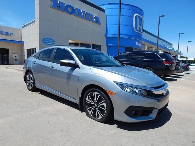 Pre Owned 2016 Honda Civic Sedan Ex T 405 753 8700