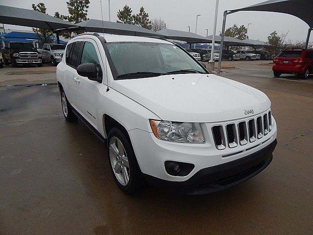 Pre-Owned 2012 Jeep Compass Limited