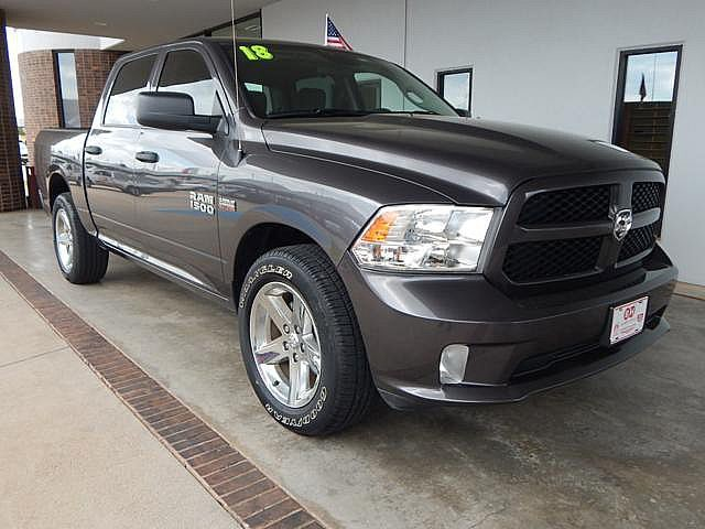 Pre-Owned 2018 Ram 1500 Express | BOB HOWARD DODGE 405-936-8900 | CERTIFIED | WARRANTY | LOW MILES