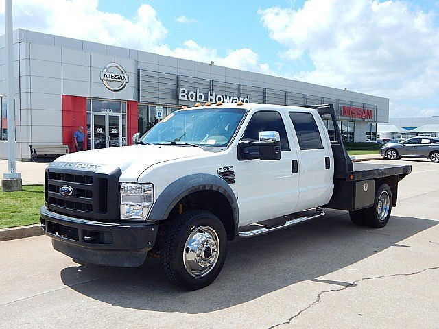 Pre-Owned 2008 Ford Super Duty F-550 DRW XLT ***MANAGER SPECIAL***