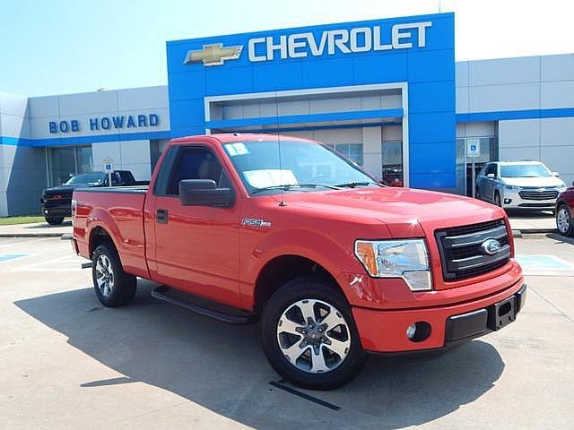 Pre-Owned 2013 Ford F-150 | BOB HOWARD CHEVROLET 405-748-7700 | SXT | CLEAN CAR FAX | WELL MAINTAINED | PREMIUM WHEELS | CHECK IT OUT!!! | GREAT VALUE |