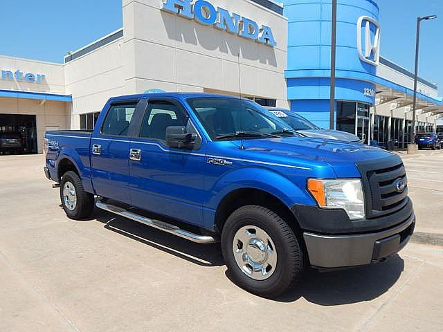 Pre-Owned 2009 Ford F-150 XLT | BH Honda! | 405-753-8700
