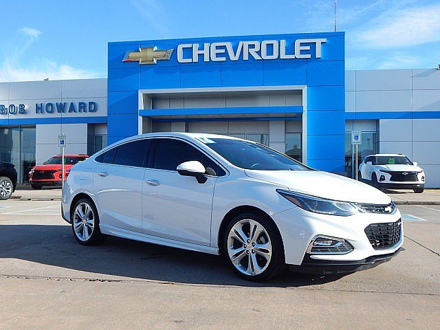 2016 Chevrolet Cruze Premier >> Pre Owned 2016 Chevrolet Cruze Premier Front Wheel Drive Sedan Offsite Location