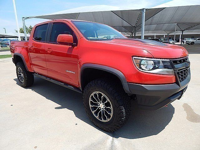 Pre-Owned 2018 Chevrolet Colorado 4WD ZR2***NAVIGATION***BOSE***SPRAY IN BED LINER***SP CHEVY 918-481-8000