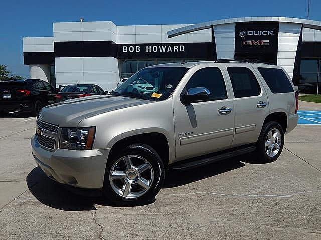 "Pre-Owned 2014 Chevrolet Tahoe LT 4X4 | BOB HOWARD BUICK GMC 405.936.8800 | 1 OWNER NEW CAR TRADE | HTD LEATHER SEATS | 20"" WHEELS"