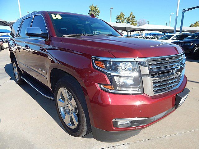 Pre Owned 2016 Chevrolet Tahoe Ltz Suv In Tulsa Gr412958 South
