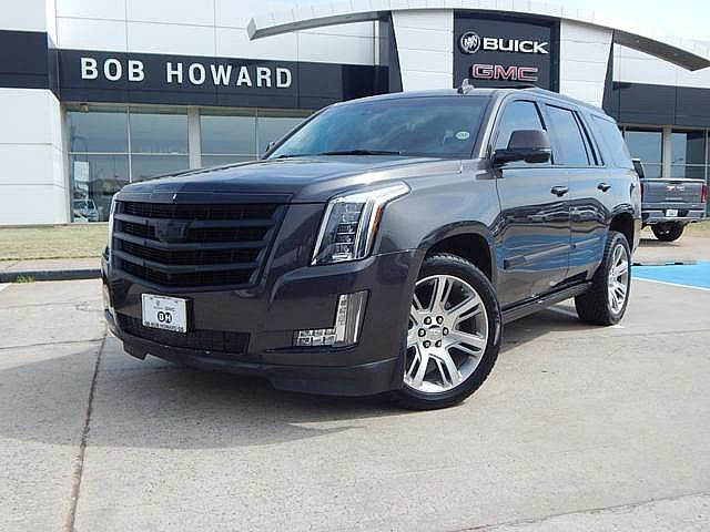 Pre Owned 2016 Cadillac Escalade Premium Collection Loaded Bob Howard Buick Gmc