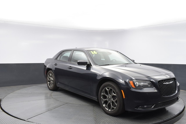 Certified Pre-Owned 2016 Chrysler 300 300S Alloy Edition | BOB HOWARD DODGE 405-936-8900