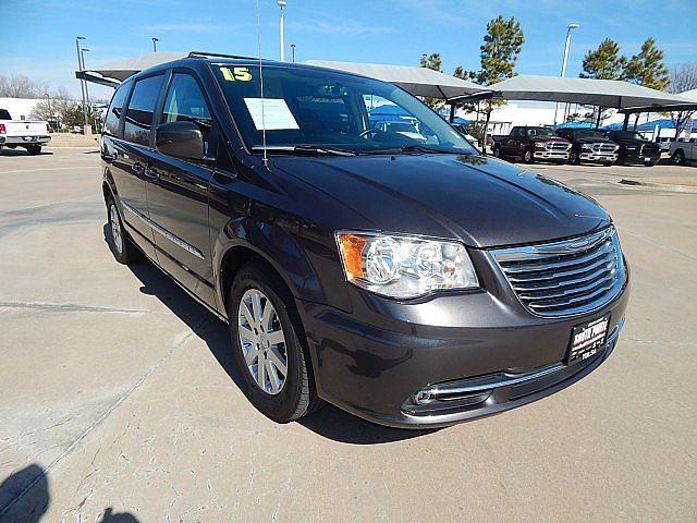 Pre Owned 2017 Chrysler Town Country Touring Spcjd 918 584 1481