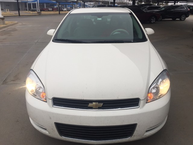 Pre Owned 2008 Chevrolet Impala Ls Sedan In Tulsa 81279049 South