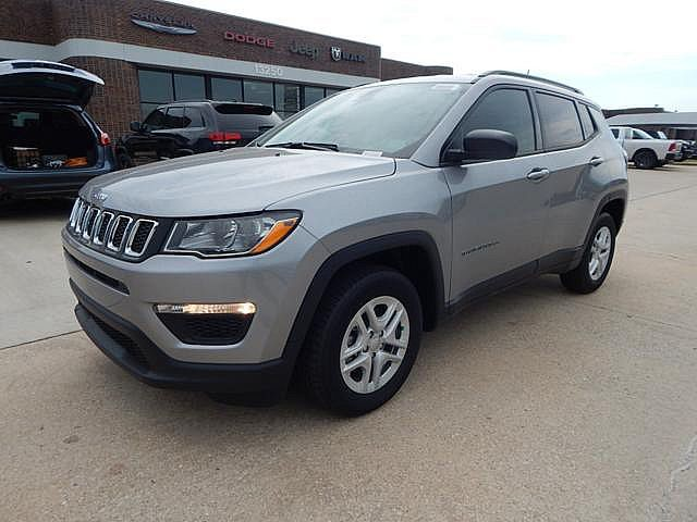 New 2018 JEEP Compass Sport