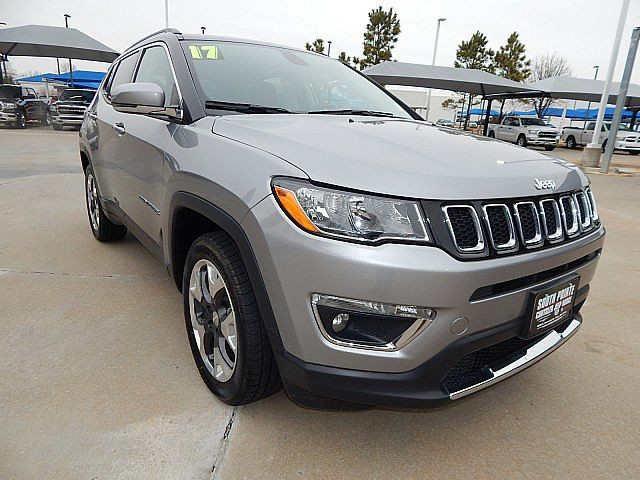 Certified Pre-Owned 2017 Jeep Compass Limited | NEW BODY STYLE | CERTIFIED