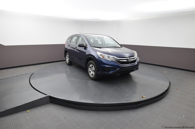 Pre-Owned 2015 Honda CR-V LX SP Honda 918-491-0100