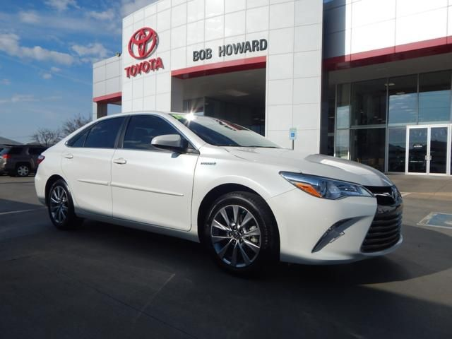 Pre Owned 2017 Toyota Camry Hybrid Xle Call Bh 405 936