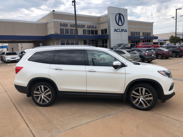 Bob Howard Honda >> Pre Owned 2017 Honda Pilot Touring Bob Howard Honda 405 753 8700 Awd Offsite Location