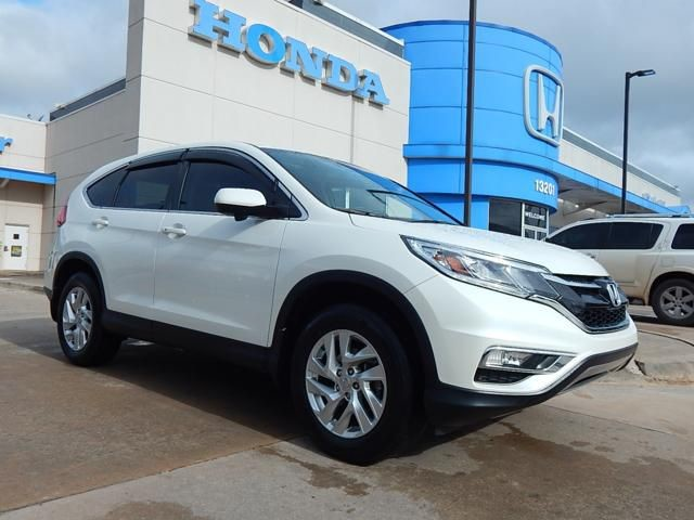Pre Owned 2016 Honda Cr V Ex All Wheel Drive 405