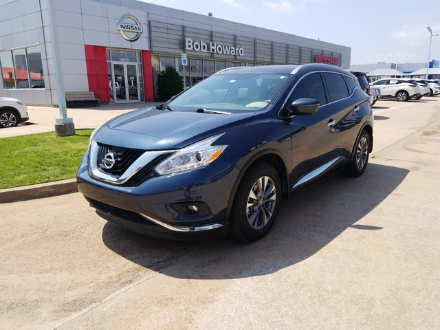 Pre Owned 2017 Nissan Murano Sl 1 Owner Clean Carfax