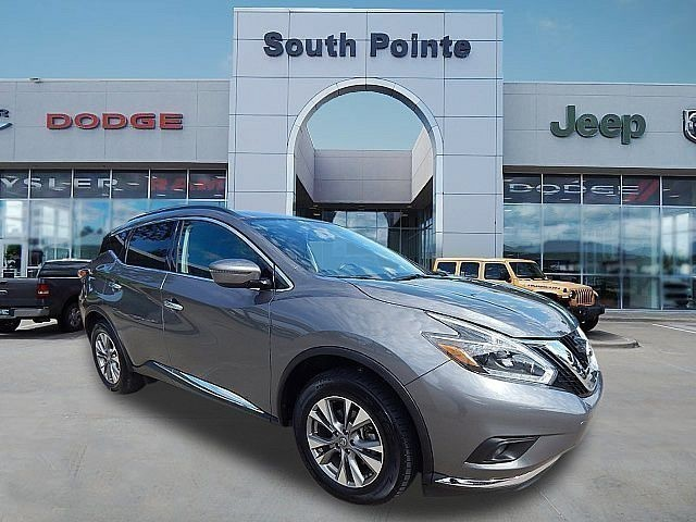 Pre-Owned 2018 Nissan Murano SV | SOUTH POINTE CJD