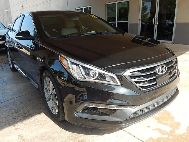 Pre-Owned 2017 Hyundai Sonata Sport | VERY CLEAN | ALL THE FEATURES | ONLY AT BOB HOWARD ACURA CALL TODAY AT 405-753-8770!|