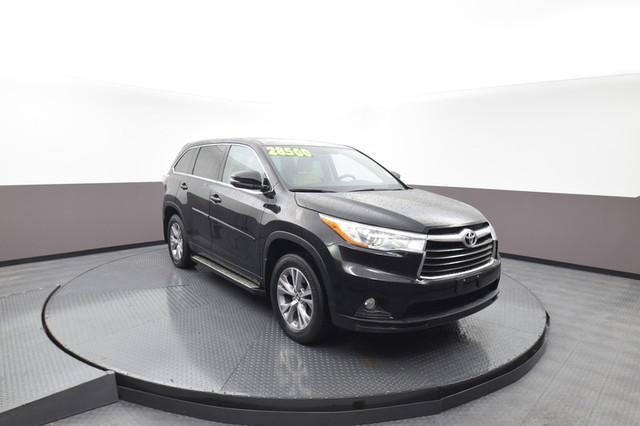 Pre Owned 2016 Toyota Highlander Le Plus Awd Sp Honda 918 491 0100 Awd Offsite Location