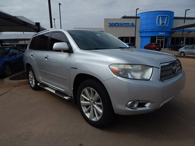 Pre Owned 2010 Toyota Highlander Hybrid Limited W 3rd Row Clean