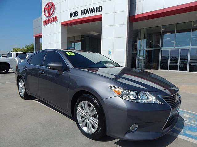 PRE-OWNED 2015 LEXUS ES 350 ***CALL BH TOYOTA**405-936-8600** FRONT WHEEL  DRIVE SEDAN