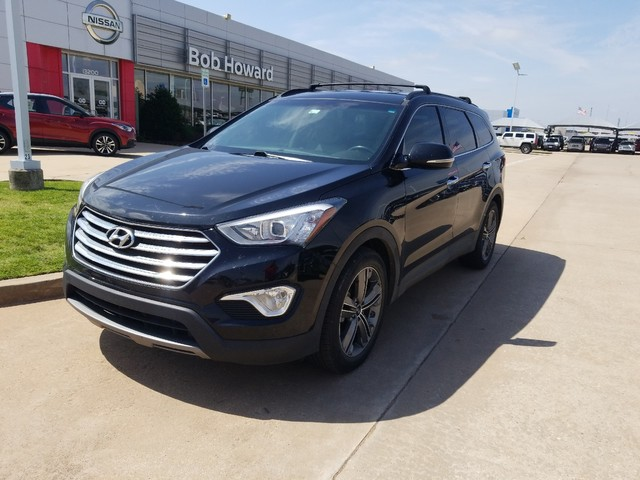 Pre Owned 2013 Hyundai Santa Fe Limited Front Wheel Drive Suv Offsite Location