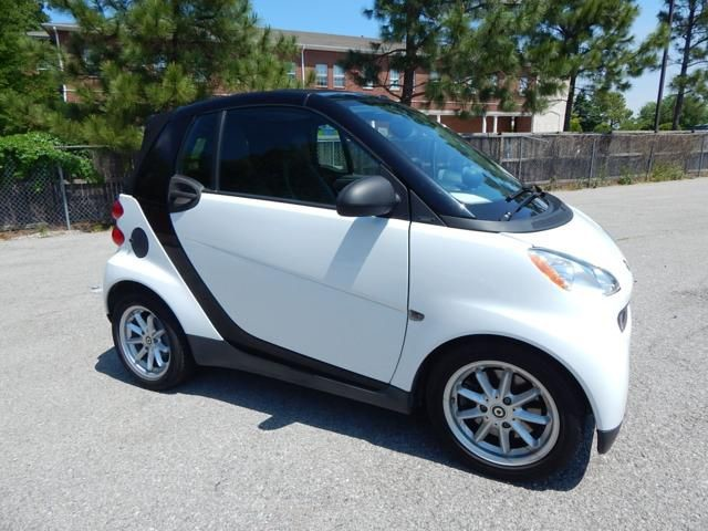 Pre Owned 2008 Smart Fortwo Pion Sp Honda 918 491 0100