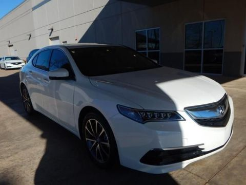 Pre-Owned 2017 Acura TLX | CERTIFIED | V6 w/Technology Pkg | 100,000 MILE WARRANTY | REAR VISION CAMERA | GREAT VEHICLE!!! | ONLY AT BOB HOWARD ACURA CALL TODAY AT 405-753-8770! |