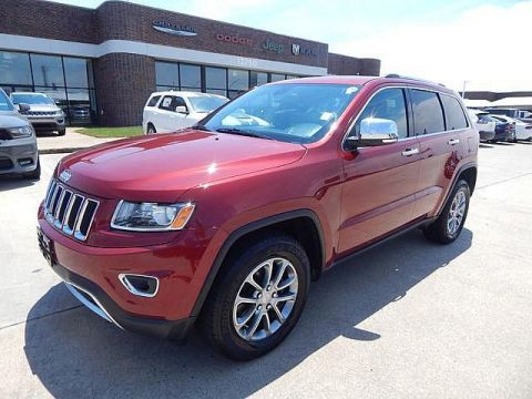Pre-Owned 2014 Jeep Grand Cherokee Limited | BOB HOWARD DODGE 405-936-8900