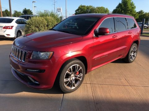 Pre-Owned 2012 Jeep Grand Cherokee | SRT8 | ONLY AT BOB HOWARD ACURA CALL TODAY AT 405-753-8770!|