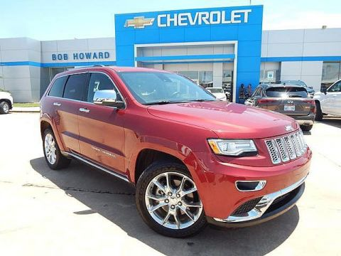 Pre-Owned 2015 Jeep Grand Cherokee Summit | BOB HOWARD DODGE 405-936-8900