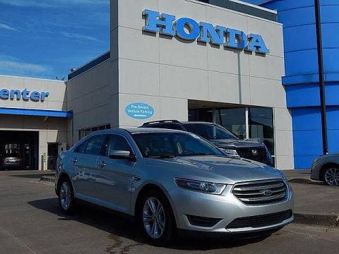 Pre-Owned 2015 Ford Taurus SEL | BH Honda! | 405-753-8700