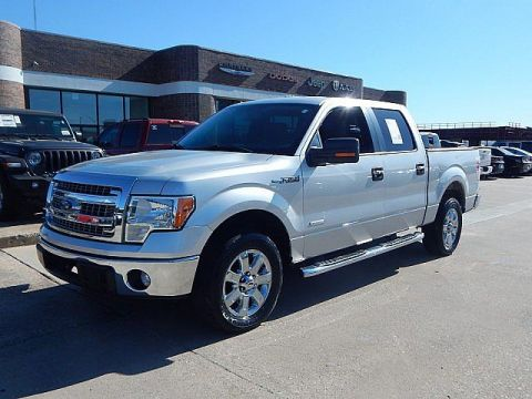 Pre-Owned 2013 Ford F-150 XLT | BOB HOWARD DODGE 405-936-8900