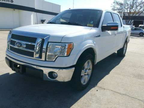 Pre-Owned 2010 Ford F-150 CLEAN CAR FAX ONE OWNER! REMOTE START! BLUETOOTH! SONY SURROUND STEREO!