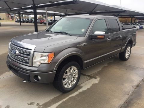 Pre-Owned 2009 Ford F-150 Platinum | SOUTH POINTE DODGE |