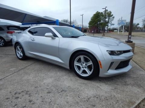 Pre-Owned 2017 Chevrolet Camaro LT | South Pointe Honda | 918-491-0100 | POWERFUL V6 | GREAT VALUE | CHEAP PRICE!