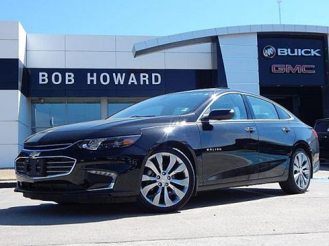 Pre-Owned 2016 Chevrolet Malibu Premier | BOB HOWARD BUICK GMC 405.936.8800