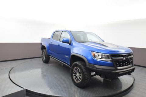 Pre-Owned 2018 Chevrolet Colorado 4WD ZR2 SP Honda 918-491-0100