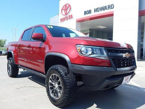 Pre-Owned 2017 Chevrolet Colorado 4WD ZR2****BAD BOY***CALL BH TOYOTA**405-936-8600**