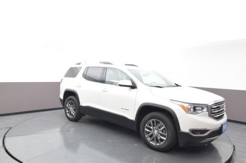 Pre-Owned 2019 GMC Acadia SLT AWD SP Honda 918-491-0100