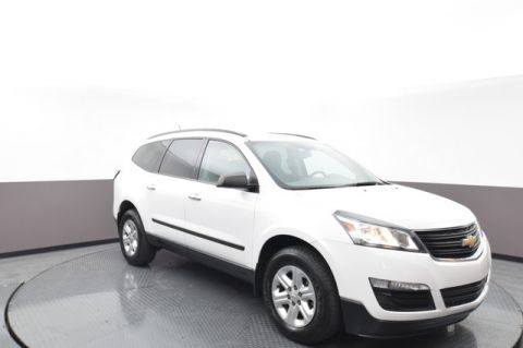 Pre-Owned 2016 Chevrolet Traverse LS SP Honda 918-491-0100