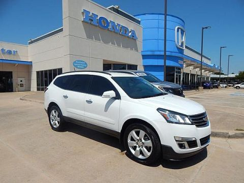 Pre-Owned 2016 Chevrolet Traverse LT | BH Honda! | 405-753-8700