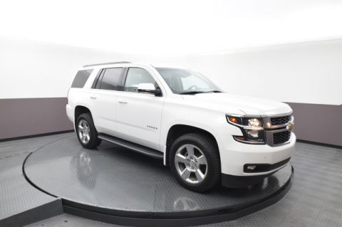 Pre-Owned 2016 Chevrolet Tahoe LT 4WD SP Honda 918-491-0100