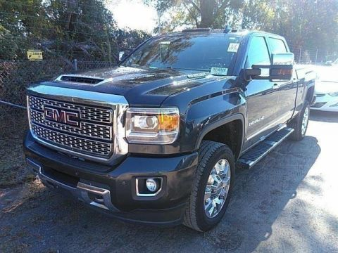 Pre-Owned 2018 GMC Sierra 2500HD Denali 4WD SP Honda 918-491-0100