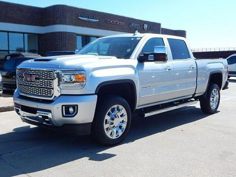 Pre-Owned 2018 GMC Sierra 2500HD Denali | BOB HOWARD DODGE 405-936-8900