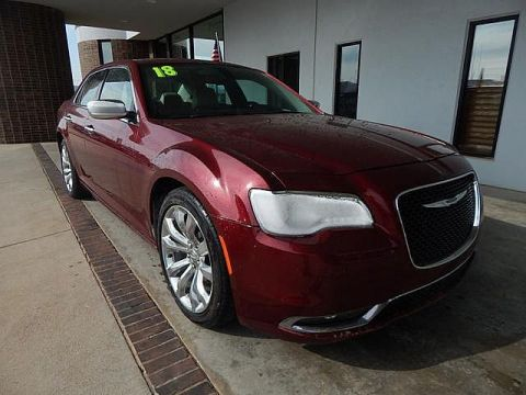 Certified Pre-Owned 2018 Chrysler 300 Limited | CPO WARRANTY | LEATHER