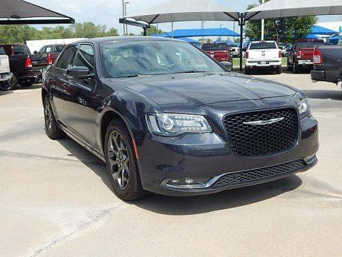 CERTIFIED PRE OWNED 2016 CHRYSLER 300 300S AWD