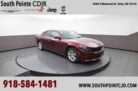 Certified Pre-Owned 2018 Dodge Charger SXT | SOUTH POINTE DODGE |