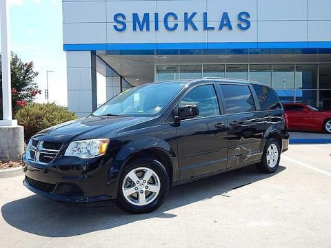 Pre-Owned 2012 Dodge Grand Caravan SXT